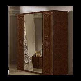 Шкаф 6-ти дверный Мартина орех