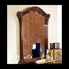 Зеркало навесное Эвита орех