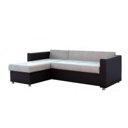 Угловой диван Линда с 2 подлокотниками