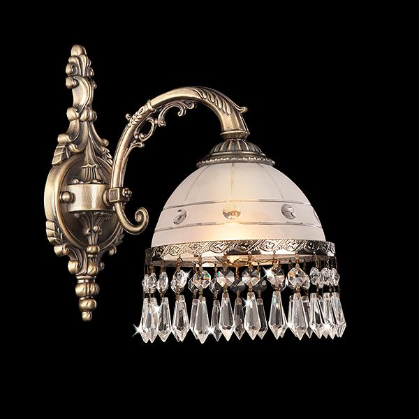 Бра 22823/1 античная бронза