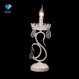 Лампа настольная 12205/1T белый Strotskis