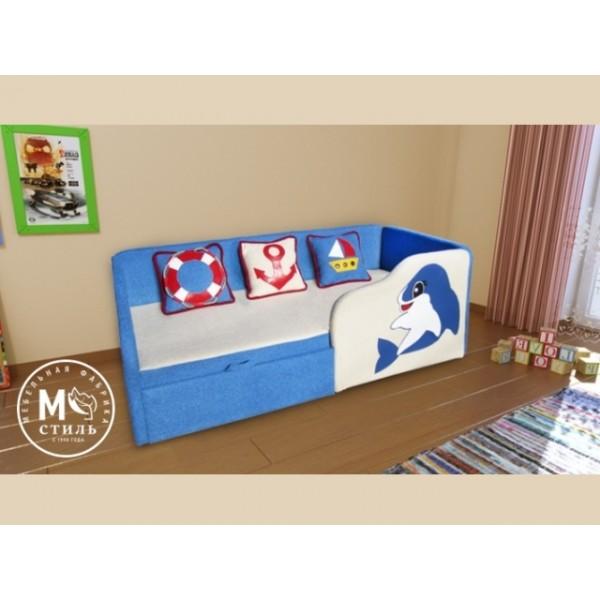 Диван для детской «Дельфин»
