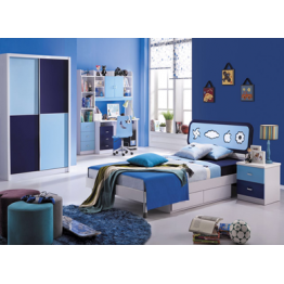 Спальня Bambino Синий