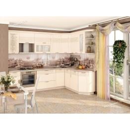 Кухонный гарнитур угловой Софи 18 (ширина 280х190 см)